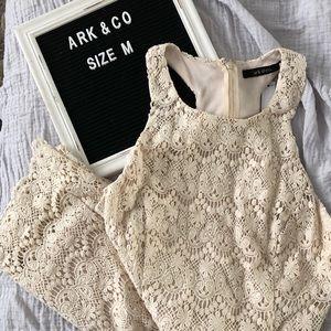 Ark & Co dress size medium!